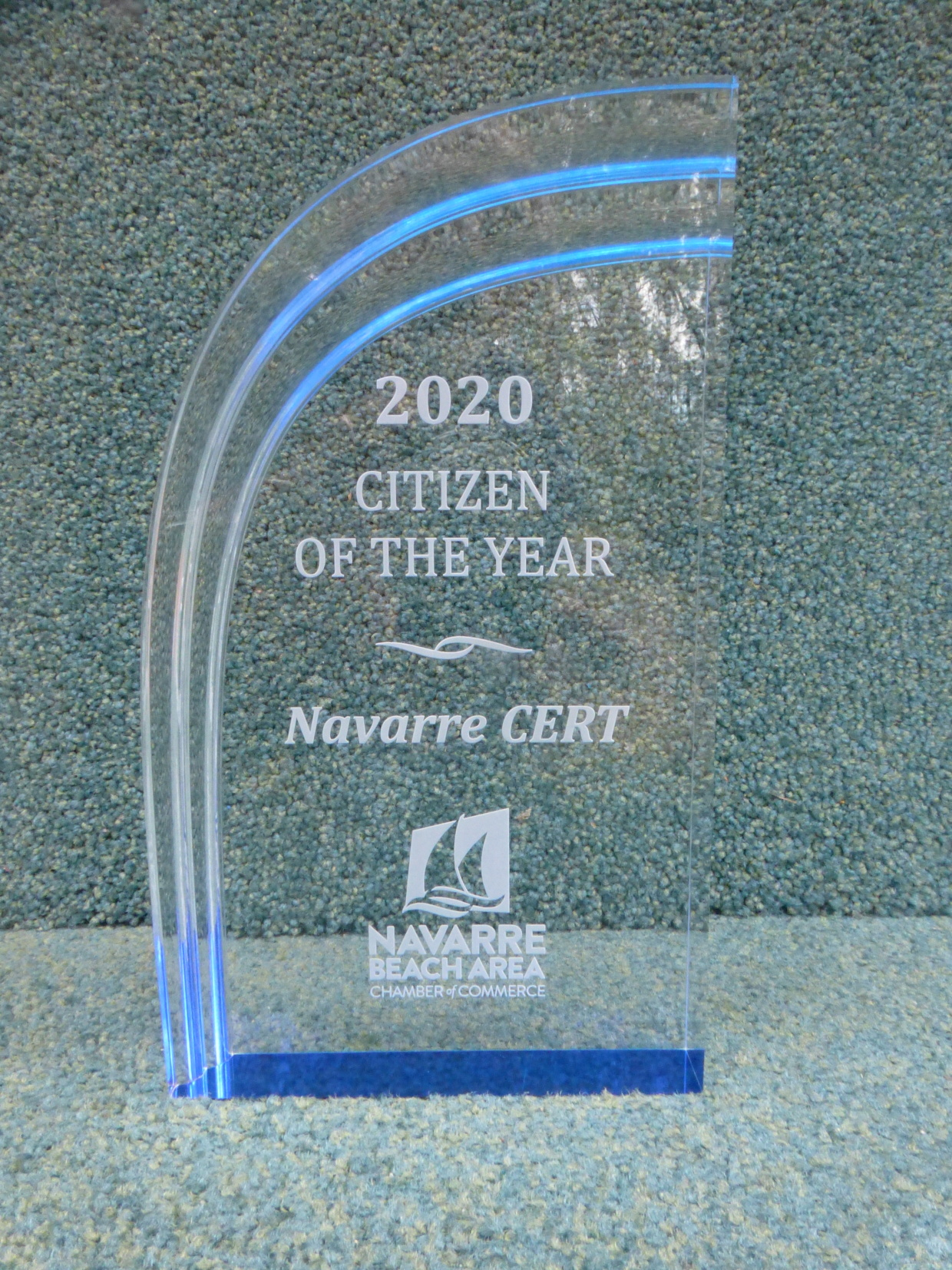 CERT wins 2020 Non-Profit of the Year